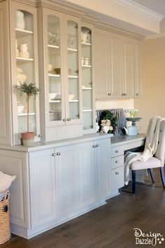 I enjoy seeing before and after pictures. It's amazing how items can be transformed with paint! We moved into an older home several months ago. The one thing I…