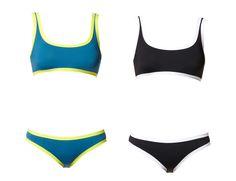 Take your pick! Which #ROXYOutdoorFitness #bikini will help you ACE your next workout?
