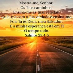 Salmos 25:4,5