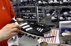 INSIDE THE COPA MUNDIAL FACTORY