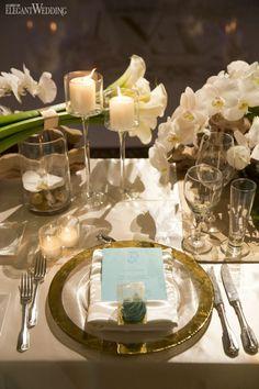 Elegant Wedding Magazine - Blog - Bridal Inspiration - Heavy Metal Theme - Table Setting - Decor | Wedding Table Settings | Pinterest | Heavy metal Table ... & Elegant Wedding Magazine - Blog - Bridal Inspiration - Heavy Metal ...
