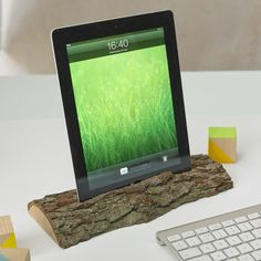 i log stand for i pad by twisted twee homewares | notonthehighstreet.com