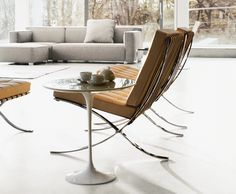 Dreaming of a Barcelona Chair. Swooning over Saarinen?decdesignecasa.blogspot.it