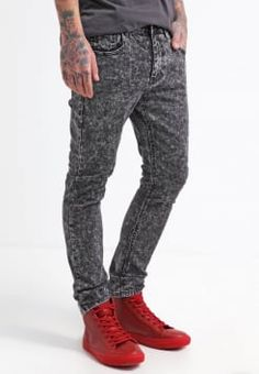 YOURTURN - Slim fit jeans - moon washed