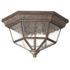 Taylor Court 2 Light Flush Mount