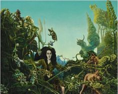 """Max Ernst Best Work   Max Ernst's """"Leonora in the Morning Light"""" sold for $7.9 million ..."""