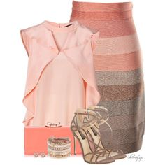 """""""Untitled #1339"""" by sherri-leger on Polyvore"""