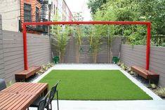 Afbeeldingsresultaat voor kleine tuin kindvriendelijk