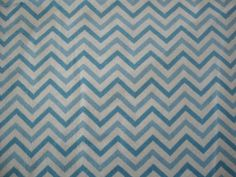Two Toned Blue and White Chevron Snuggle Cotton Flannel Fabric for sewing and quilting-1 or more yards by flyingdollar on Etsy