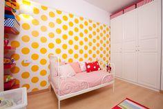 Papel pintado para decorar habitación