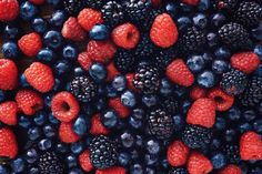 Berries are delightfully sweet and easy to eat. The problem is, they can get moldy quickly if not st... - istock/rez-art