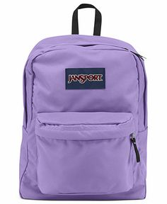 I loved my Jansport so much I think I carried the same one 7th ...