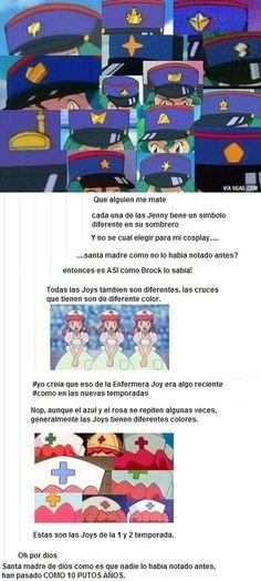 Jenny's, Joys (Pokemon)