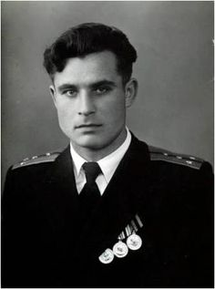 Vice Admiral, Vasili Alexandrovich Arkhipov - former commander of  K-19 and the man who stopped nuclear war, possibly WW3.