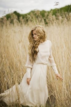 Hot Wedding Trends: Wedding Dresses with High Necklines