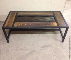 Steel coffee table - Coffee Set - Ideas of Coffee Set - I have steel a steel coffee table. all made to order. I can build to your desired deminsions. Welded Furniture, Iron Furniture, Steel Furniture, Unique Furniture, Furniture Projects, Custom Furniture, Table Furniture, Furniture Design, Furniture Buyers