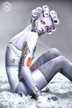 Rude Mechanicals | cyberspacefuture.com by @evatornado