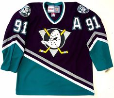 Sergei fedorov anaheim mighty ducks ccm vintage jersey new with tags 3bc6d0057