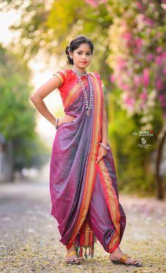 Indian Actress Hot Pics, Indian Actresses, Marathi Saree, Nauvari Saree, Sari, Photos, Design, Fashion, Saree