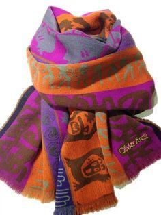 452a4f49d0c1 57 meilleures images du tableau Scarf   Scarves, Long scarf et Silk ...