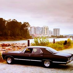 Okay...the Impala needs to be in this Supernatural special just because. Well, after they escape Purgatory...like when all three of them starts walking towards it, gets in and drive off, then continue to fight supernatural forces as always. I hope you understand Miss.