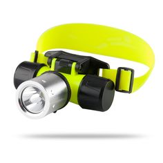 CREE T6 LED Diving Headlamp  Everything on scuba diving: http://divingtales.com.