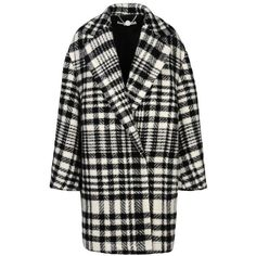 d7a1a488 15 Plaid Coats to Keep You Warm ❤ liked on Polyvore featuring outerwear,  coats,