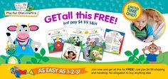 EarlyMoments.com | Baby Einstein Offer