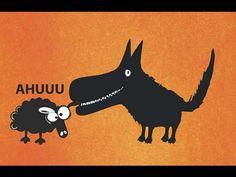 L'OVELLETA QUE VA VENIR A SOPAR (Conte animat amb so) Conte, Short Film, Valencia, Moose Art, Animation, Youtube, Animals, School, Books