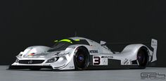 Mercedes-Benz LMP1 Prototype 2016