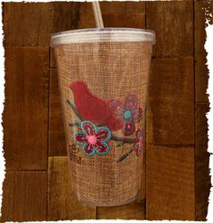 """""""Obi Tumbler"""" from the new Fall Karma collection. Boho inspired. Prairie Patches, Lawrence, KS, (785)749-4565."""
