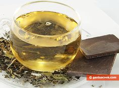 Green Tea and Chocolate Are Salubrious for HIV Positive Individuals | Culinary News | Genius cook - Healthy Nutrition, Tasty Food, Simple Recipes