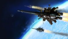 'Incroyable' Class Destroyer by MikeDoscher on deviantART