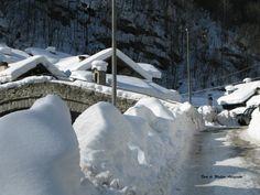 Nevicate a Rassa (ValSesia) 03/2013 | Pictoore