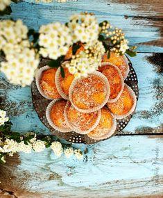 Pasiunile Mihaelei: Gogosi cu lamaie si branza dulce, fara dospire