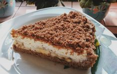 Čokoládový tart s mascarpone, banánmi a bielou čokoládou - recept Tiramisu, Cake, Ethnic Recipes, Food, Basket, Mascarpone, Kuchen, Essen, Meals