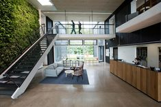 """""""Worldwide construction giant Skanska has an attractive office for their location in Helsingborg, Sweden. The office, beyond being attractive, is incredibly energy efficient, producing enough energy to power itself through the use of photovoltaic cells."""""""