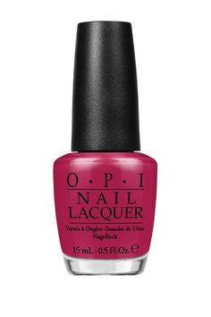 Great color for fall: Bogota Blackberry by OPI on @HauteLook