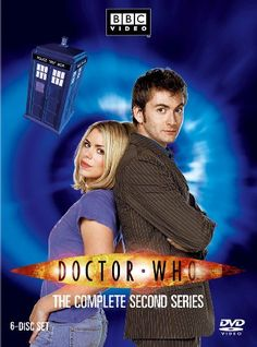 Doctor Who: The Complete Second Series $30.99