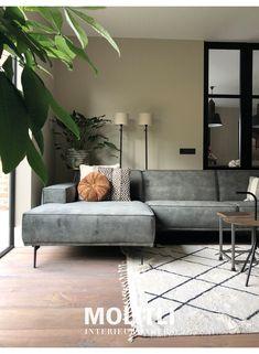 Cozy Living Rooms, New Living Room, Living Room Modern, Living Room Interior, Home And Living, Living Room Furniture, Living Room Designs, Living Room Decor, Dream Home Design