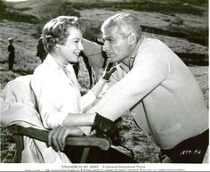 "June Allyson, Jeff Chandler_ in ""Stranger In My Arms"" 1959"