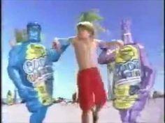 Cool Colorz Sunblock Ad 2 (1999)
