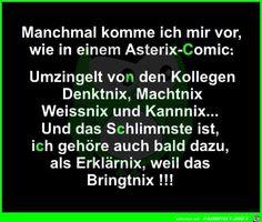 lustiges Bild 'Asterix-Comic.jpg'- Eine von 60026 Dateien in der Kategorie 'Lustiges' auf FUNPOT.