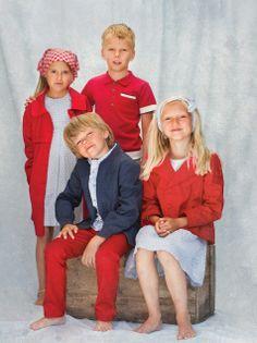 siblings, girl, boy, dress, vintage style,   cuties, kids, children, nostalgia, lace, knit, organic, memini, children's wear, kids style, kids fashion, sailor, sailboat, yellow, navy, blue