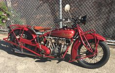 Parker Indian Motocycles