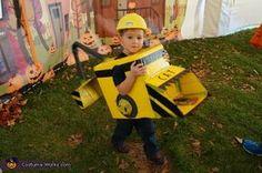 Digger Costume - Halloween Costume Contest via @costume_works