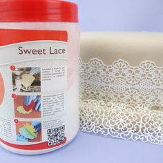 Sweet Lace Edible Lace Mix 500g  Ref 24126 by RUSTIKOcakeDecoratio, €23.50