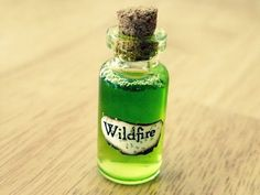 Wildfire Bottle Charm ( Game of Thrones ) - YouTube