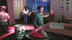 Watch the Story of Sushi, Told in Miniatures