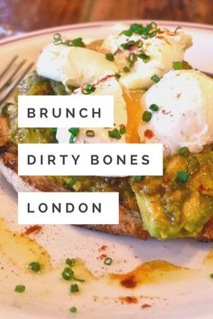 Dirty Bones Brunch is a great option before tackling the central London shops with it's central Carnaby Street location. The food is homely american style and come with an unlimited prosecco option.